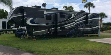2018 Grand Design Momentum 376 Toy Hauler For Sale In Crestview, FL 32536