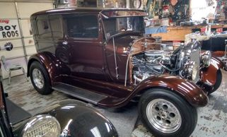 1929 Ford Model A Sedan Delivery For Sale In Spring Lake Height, NJ 07762