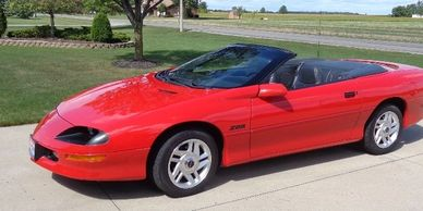 1995 Chevrolet Camaro Z28 For Sale In Dublin, OH 43016 Auction 88436816