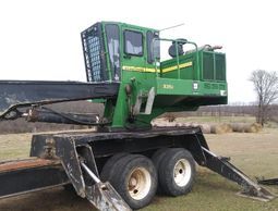 2007 DEERE 335C For Sale in Lane, Oklahoma 74555 $52,000.00
