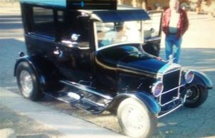 1927 Ford Model T Street Rod For Sale In Tuscon, AZ 85718