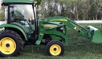 2011 JOHN DEERE 4320 For Sale In Aviston, Illinois 62216
