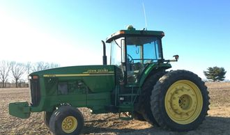 2002 JOHN DEERE 8110 For Sale