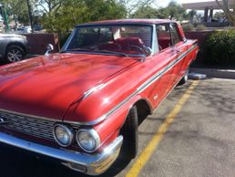 1962 Ford Galaxie For Sale In phoenix, Arizona 85020