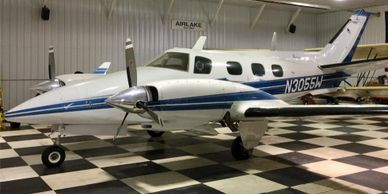 1973 BEECHCRAFT B60 DUKE For Sale In Lakeville, Minnesota 55044
