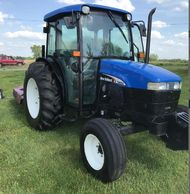 2004 NEW HOLLAND TN65D For Sale