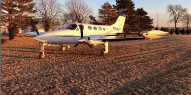 1970 CESSNA 414 For Sale In Sidney, Iowa 51652