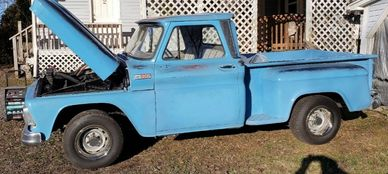 1965 Chevy C-10 For Sale