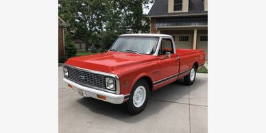 1972 Chevrolet C/K Truck For Sale In Lexington, Kentucky 40509