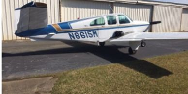 1963 BEECHCRAFT P35 BONANZA For Sale In Villa Rica, GA 30180