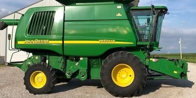 2002 JOHN DEERE 9650 STS For Sale