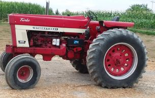 1975 INTERNATIONAL 1466 For Sale In Orrstown, Pennsylvania 17244