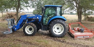 2015 New Holland T4.75 For Sale in Beaumont, Texas 77706
