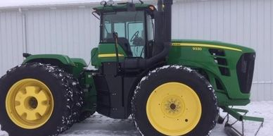 2009 JOHN DEERE 9330 For Sale