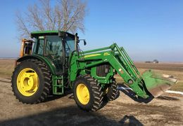 2011 John Deere 6130D For Sale