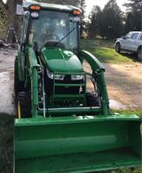 2014 JOHN DEERE 3039R For Sale In Ionia, Iowa 50645