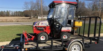 VENTRAC 4500Y For Sale In Millersburg, Ohio 44654