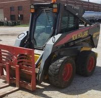2002 NEW HOLLAND LS185B For Sale In Saint Louis, Missouri 63126