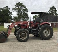 2008 CASE IH JX80 For Sale