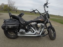 2008 Harley Davidson Crossbones Springer Softail For Sale