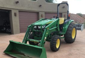 2015 JOHN DEERE 4044M For Sale