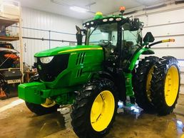2014 JOHN DEERE 6170R For Sale