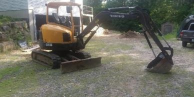 2012 VOLVO ECR38 For Sale In Fremont, New Hampshire