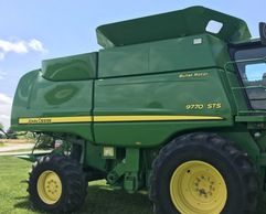 2008 JOHN DEERE 9770 STS For Sale In Greenfield, IN 46140