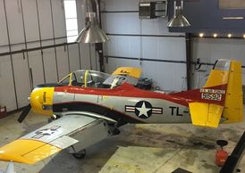 1949 NORTH AMERICAN T28A FOR SALE IN HAMPTON, NEW YORK