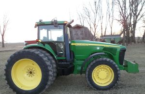 2007 JOHN DEERE 8320 For Sale In Bancroft, Iowa 50517