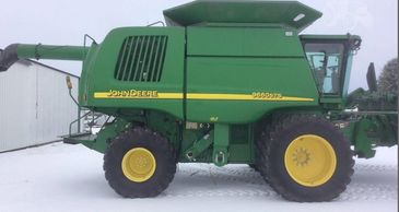 2006 JOHN DEERE 9660 STS For Sale In San Pierre, Indiana 46374