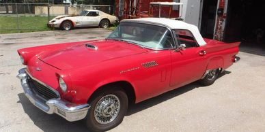 1957 Ford Thunderbird for Sale In Titusville, FL 32796