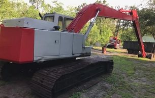 1999 LINK-BELT LS-2800LF For Sale in St. Augustine, Flordia 32086