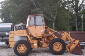 1983 CASE W14 For Sale In Kings Park, New York 11754
