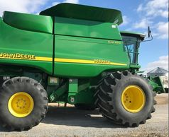 2007 JOHN DEERE 9660 For Sale in Trumann, AR 72472