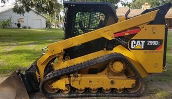 2016 CAT 299D2 For Sale In Bradenton, Florida 34202