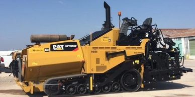 2017 CAT AP-1055F For Sale In Big Spring, Texas 75071
