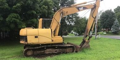 2005 CAT 312C For Sale In New Paltz, New York 12561