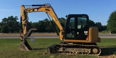 2015 CAT 308E2 CR SB For Sale in Baytown, Texas 77523