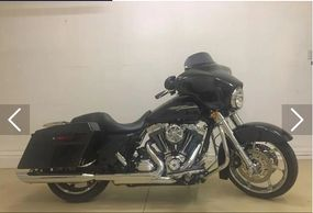 2013 Harley Davidson Streetglide For Sale