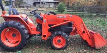 2008 KUBOTA L2800 For Sale In Dover, Tennessee 37058