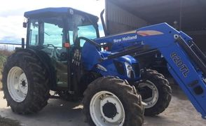 2006 NEW HOLLAND TN75SA For Sale In Crowley, Texas16036