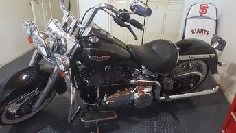 2014 Harley-Davidson® FLSTN Softail® Deluxe For Sale