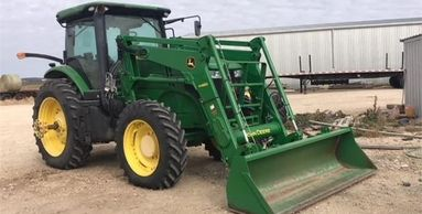 2012 JOHN DEERE 7200R For Sale In San Angelo, Texas