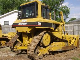 1986 CAT D6H Bulldozer For Sale in Saybrook, Illinois 61770