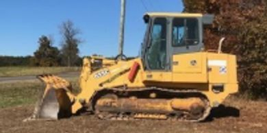 2005 DEERE 655C For Sale In Lawrenceville, Virginia 23868
