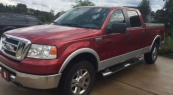 2008 Ford F150 XLT For Sale In Bloomington, IN 47401