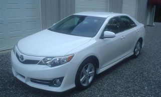 2014 Toyota Camry SE For Sale in Millers Creek, North Carolina 28651