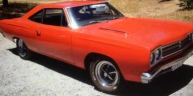 1969 Plymouth Road Runner For Sale In Salinas, CA 93907