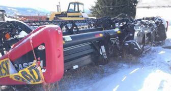 2009 Case IH 2162 For Sale In Victor, Idaho 83455